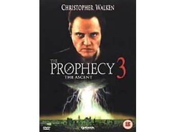 The Prophecy 3 - The Ascent DVD - Timrå - The Prophecy 3 - The Ascent DVD - Timrå