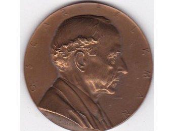 Oscar Falkman, medalj brons - älvsjö - Oscar Falkman, medalj brons - älvsjö