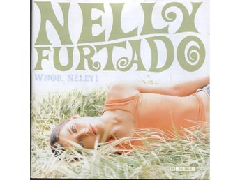 Nelly Furtado - Whoa, Nelly! - 2000 - CD