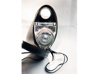 Brockway Seconic exposure meter