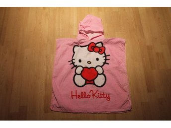 Bad handuk Hello Kitty ålder 2 år