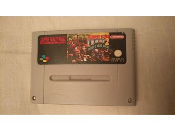 Donkey Kong Country 2 - Diddy's kong quest SNES