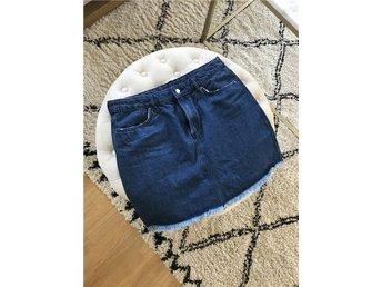 Ny jeanskjol från H&M - Herrljunga - Ny jeanskjol från H&M - Herrljunga
