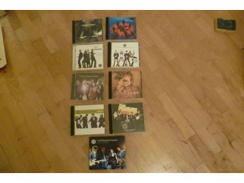 8st cd av Brand new heavies + 1 cd av N'dea Davenport (Acid jazz och Funk)