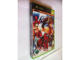 Xbox: Guilty Gear X2- The Midnight Carnival #Reload