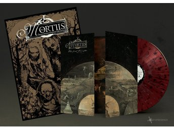 "Mortiis The Great Corrupter ""Norway Gone Bad"" red/white/black LP Lim Ed 99 ex."