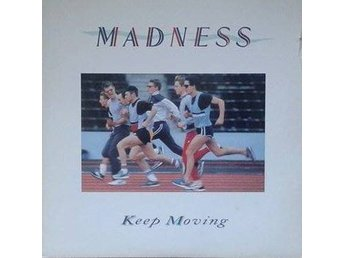 Madness title* Keep Moving* Pop Rock, Ska US LP