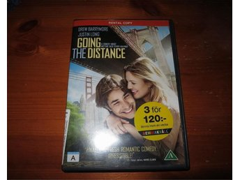 Going the distance med Drew Barrymore och Justin Long