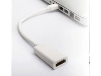Thunderbolt Adapter SVART
