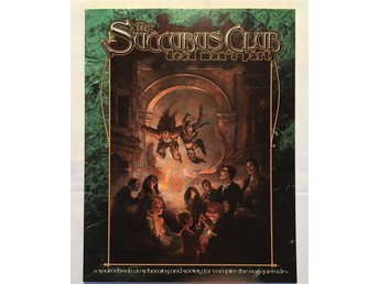 The Succubus Club - Dead Man's Party (Revised/3rd edition) - Vampire