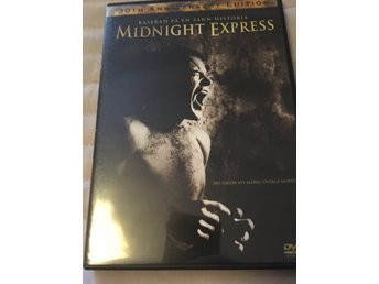 Midnight Express dvd-film