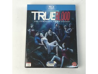 Blu-ray Film, True Blood, third season