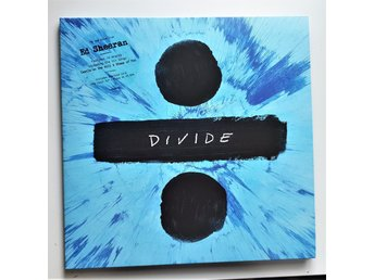 ED SHEERAN - DIVIDE 2X VINYL