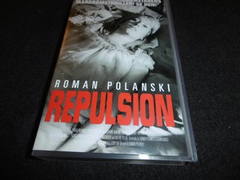 Repulsion - Roman Polanski  - VHS - (1965)