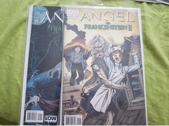 Buffy The Vampire Slayer - Angel-  One Shot - IDW