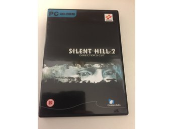 Silent hill 2 Directors cut. 3 disc