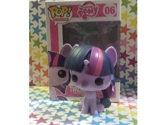 My Little Pony Friendship is Magic Twilight Sparkle Funko Pop G4 MLP FiM