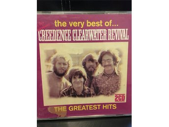 Creedence Clearwater Revival - the very best of