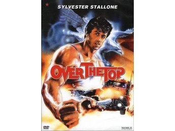 Over the Top - NYSKICK - UTGÅTT - Sylvester Stallone