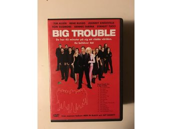Big trouble/Tim Allen/Rene Russo/Johnny Knoxville/Tom Sizemore