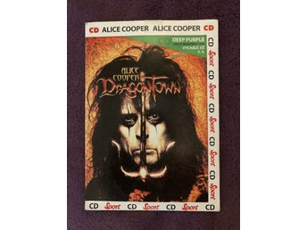 Alice cooper  Dragontown