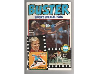 Buster Sport Special 1986