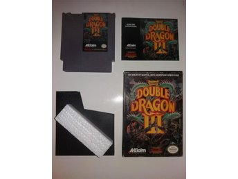 Double Dragon III - NES - USA - CIB - KOMPLETT