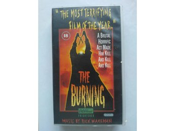 VHS - The Burning