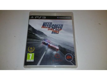 - Need for Speed Rivals PS3 -