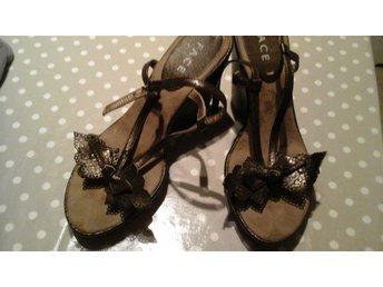 Kilklack sandal 37/38 - Gislaved - Kilklack sandal 37/38 - Gislaved