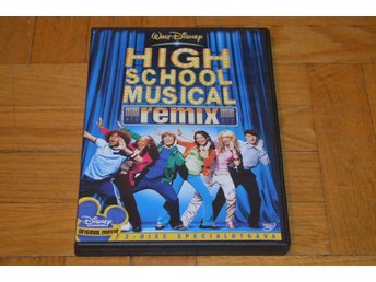 High School Musical - Remix 2-Disc - 2006 DVD