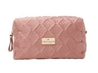 Molly Marais Quilt Powder Cosmetic bag