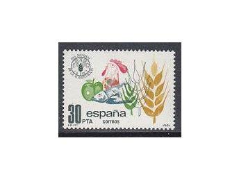 Spanien 1981, Mi nr: 2512 ** - Njurunda - Spanien 1981, Mi nr: 2512 ** - Njurunda