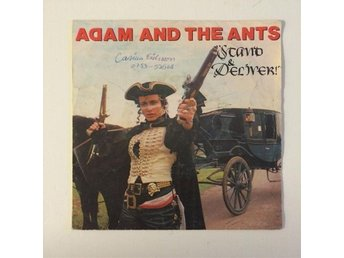 ADAM AND THE ANTS - STAND AND DELIVER. 7""