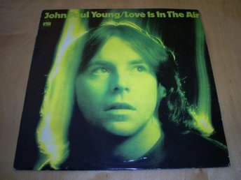 John Paul Young - Love Is In The Air LP 1977