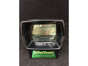 Vintage SLIDE VIEWER HALINA VIEWER