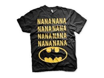 Batman T-shirt NaNaNaNa S