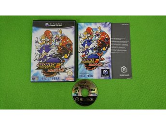 Sonic Adventure 2 Battle KOMPLETT Gamecube Nintendo Game Cube