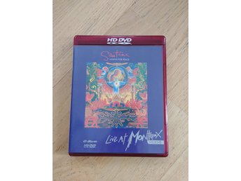 Santana - Hymns for Peace/Live at Montreux 2004 - DVD