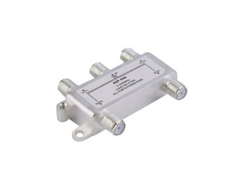 4-vägs-satellit-Antenn-Kabel-TV-Splitter(diseqc)-Distributör-5-2400MHz-F-typ-HR