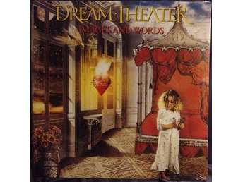 Dream Theater - Images And Words - Limiterad - NY!