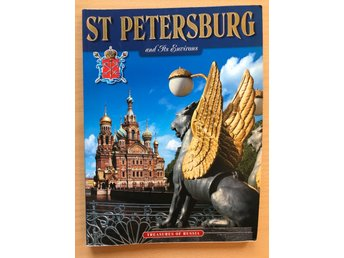 S:t Petersburg and Its environs