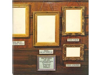 Emerson, Lake & Palmer – Pictures At An Exhibition Island pink rim UK/Sca