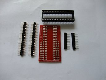 Amiga 500 Rev.5 Kickstart upgrade stability fix KIT Version
