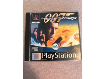 007 The world is not enough Playstation 1