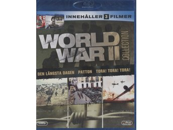World War Collection 2 Blu-ray NY