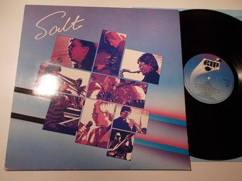 SALT - Tonspråk, LP Royal Music 1982