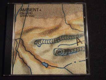 CD - BRIAN ENO. Ambient 4/On Land. 1982