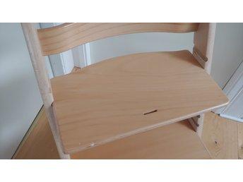 STOKKE TRIPP TRAPP barnstol trä nya modell 2004