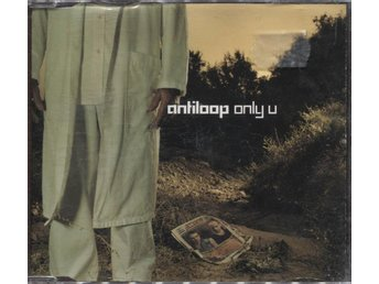 Antiloop - Only U - 2000 - CD Maxi